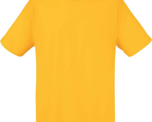 t shirt bedrukken SUNFLOWERYELLOW